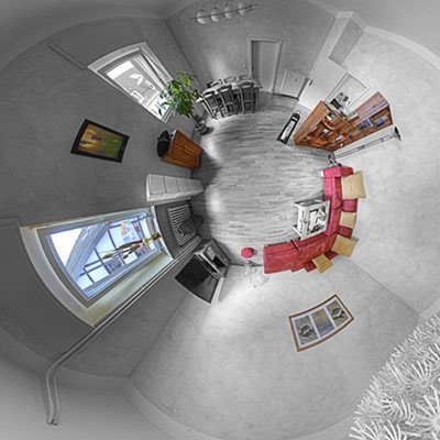 living-room little-planet