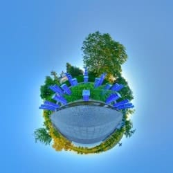 Littlle Planet - Horbachpark Ettlingen