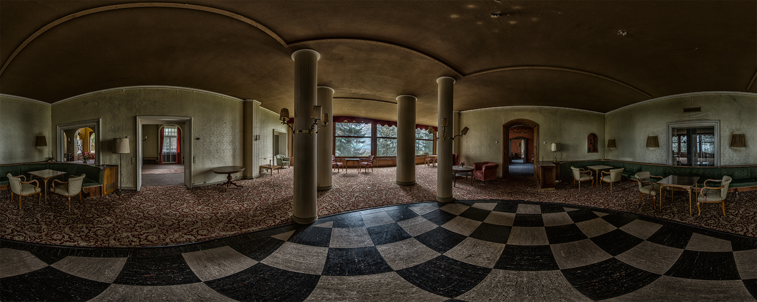 Lost Place Panoramatour Hotel Waldlust In Freudenstadt