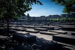 Berlin 2017 - Holocaust Mahnmal