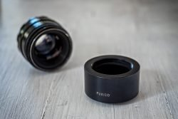 Helios 44-s 58mm F/2.0 Novoflex Adapter